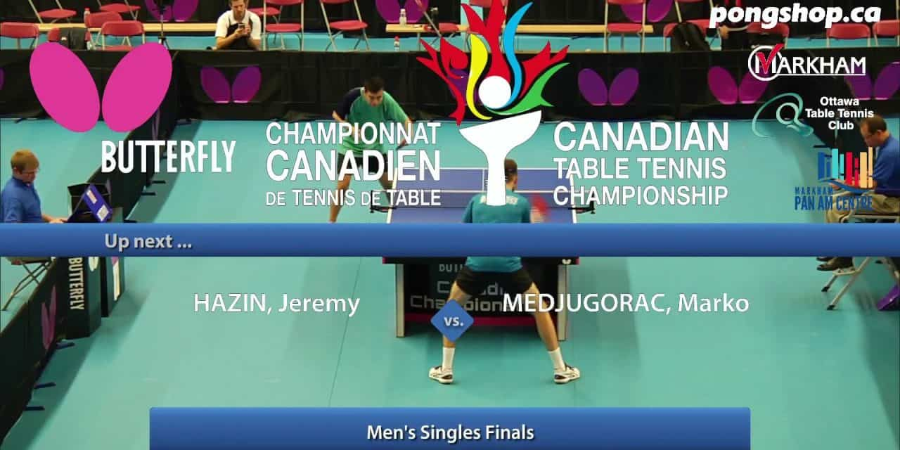2017 Butterfly Canadian SENIOR Championships – Results