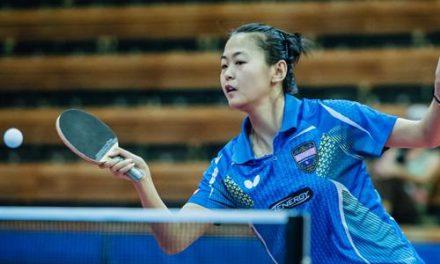 Mo Zhang remporte la médaille d'argent à la Coupe PANAMÉRICAINE