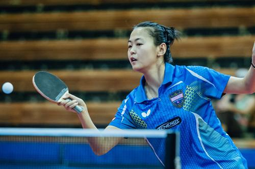 Mo Zhang Prepares to Fight on Home Ground