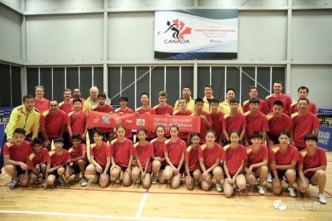'China in North America' Training Camp– a fitting launch for TEAM 2024