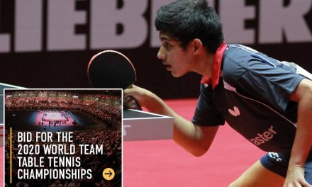Table Tennis North America Submits Letter of Interest To Host the 2020 ITTF World Team Table Tennis Championships