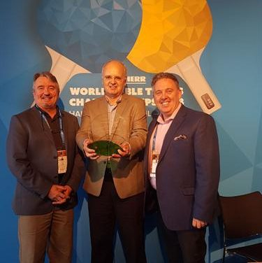 TTCAN receives the Best World Cup Event of 2017