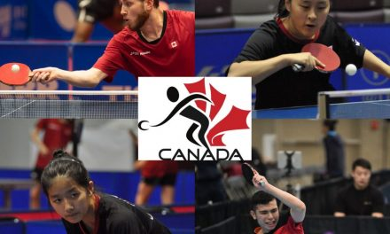 Table Tennis Canada Announces National Table Tennis League