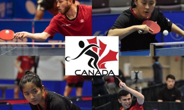 Table Tennis Canada Announces National Table Tennis League