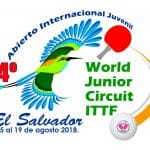 2018 El Salvador Junior & Cadet Open