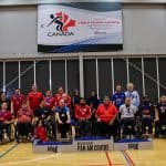 2018 Canadian Para Table Tennis Championships Results