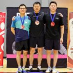 2018 Butterfly Canada Cup #1 Results
