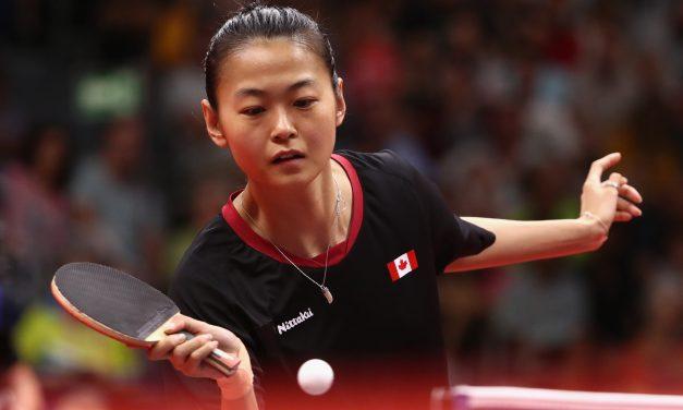 MO ZHANG MONTE DANS LE TOP 20 DU CLASSEMENT MONDIAL ITTF