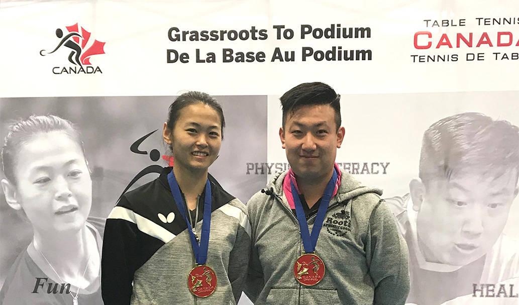 Mettant la barre haute pour régner en maître, Wang et Zhang obtiennent l'or