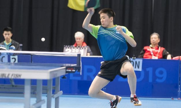 Canada Games player profile: Edward Ly
