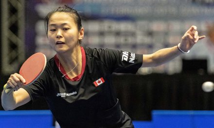 World Cup places booked: Adriana Diaz and Zhang Mo Chengdu bound