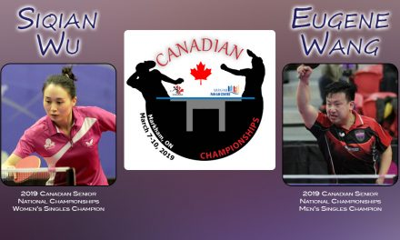 2019 Canadian Championships
