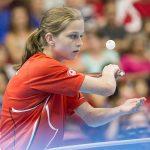 Annonce de l'équipe de tennis de table du Canada pour Lima 2019