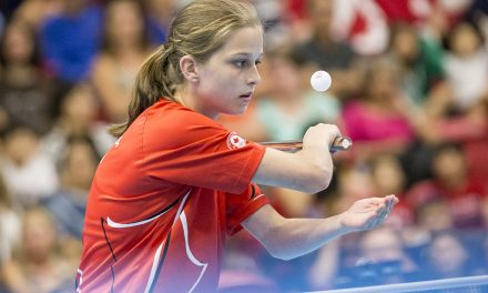 Canada's Lima 2019 Table Tennis Team Announced