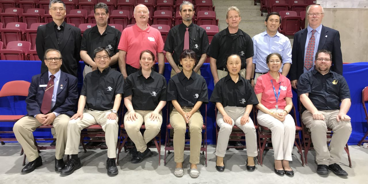 OFFICIALS 2019 Canadian Junior Championships