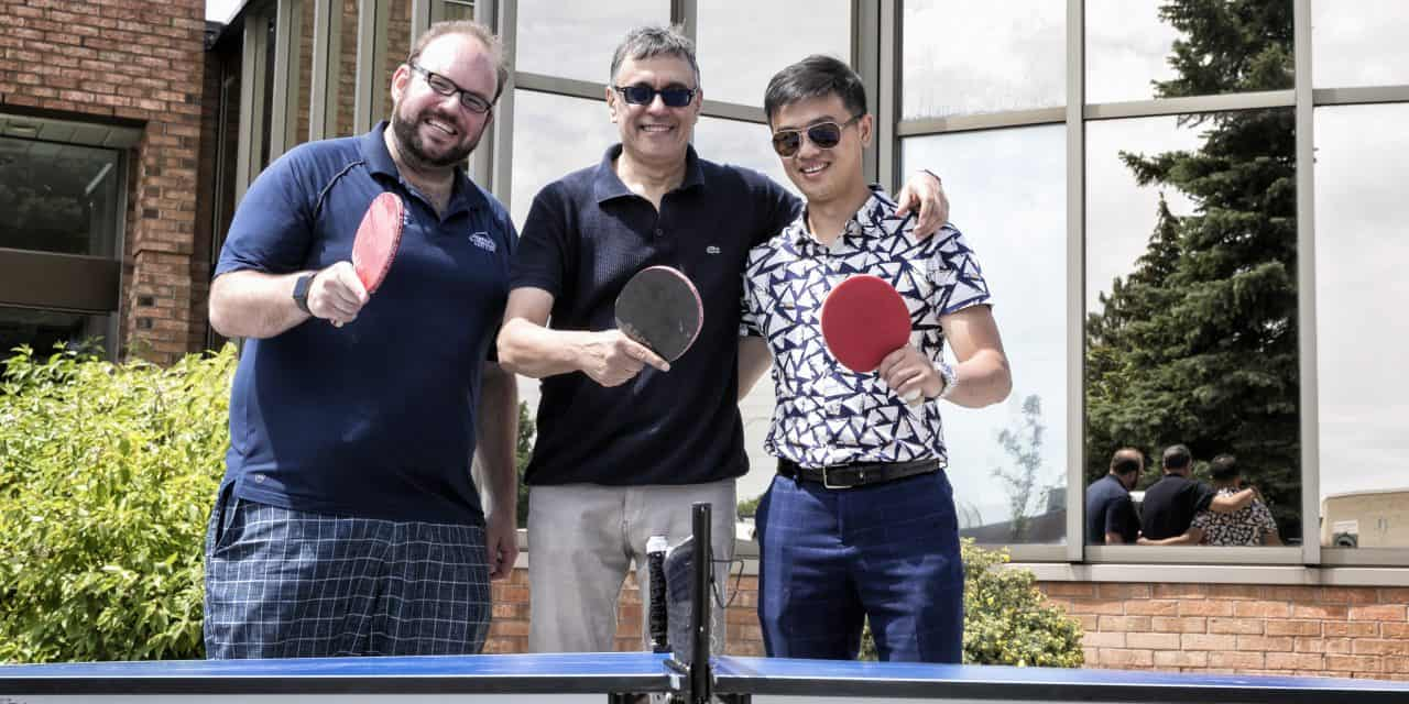 Future plans for Table Tennis Canada