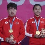 ITTF North American Olympic Qualifier for Singles, Mixed Doubles