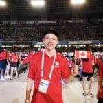 Universiade – Matthew Lehmann