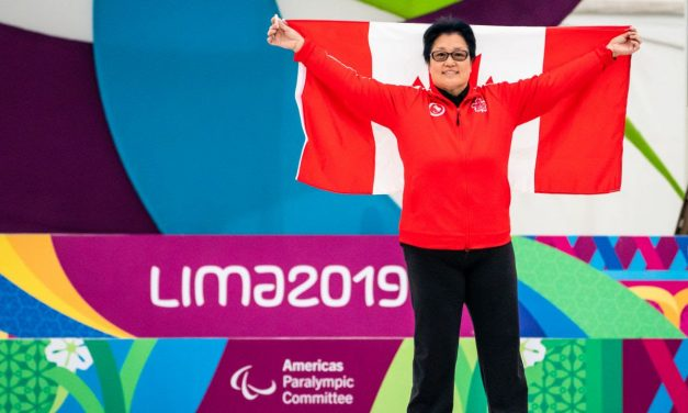 Stephanie Chan named Canada's flag-bearer for Parapan Am opening ceremony