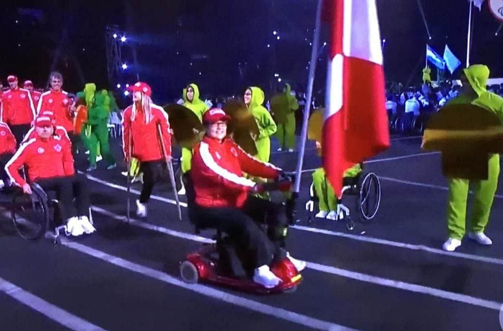 Inspirant- Lettre de la médaillée de bronze des Jeux parapanaméricains Stephanie Chan