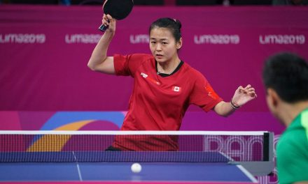 Coupe du monde féminine Uncle Pop 2019 de l'ITTF
