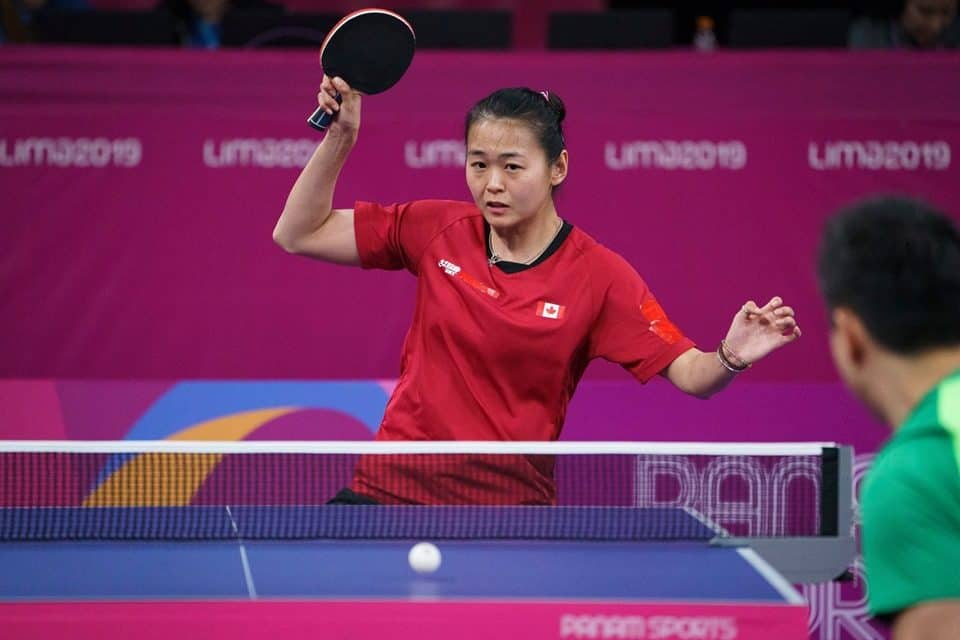 Uncle Pop 2019 ITTF Women's World Cup