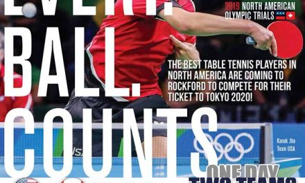 2019 ITTF North American Olympic Trials