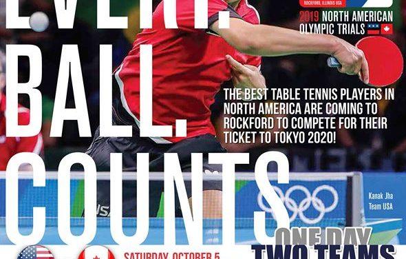 2019 ITTF North American Olympic Trials