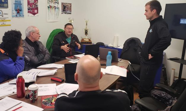 Coaching Development – Provinces coming together