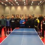 Le cours d'entraîneur de haut niveau avec Luba Sadovska