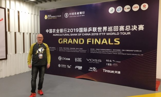 An officials experience at the World Tour Grand Finals