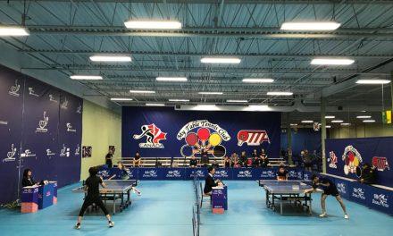 Diffusion en direct du tournoi de sélection de l'équipe canadienne pour le WTTC 2020.