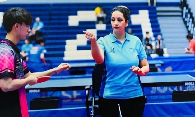 International Umpire Selected for European Event