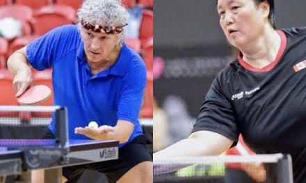 2020 Canadian Para Table Tennis Championships