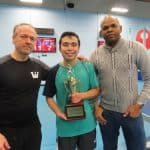 Jeremy Hazin – Winner of the 2020 Westchester Open