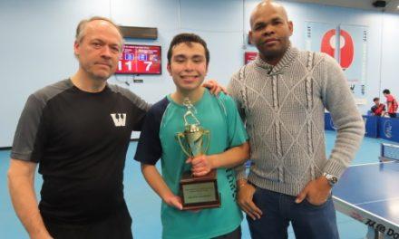 Jeremy Hazin – Winner of the 2020 Westchester Open