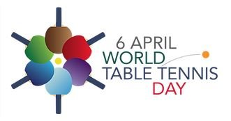 World Table Tennis Day coming up soon, April 6th, 2020