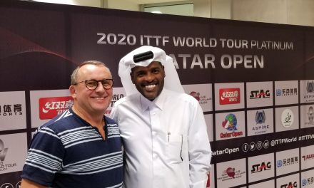 2020 Platinum Tour Qatar Open with Manitoba's Greg Dzioba