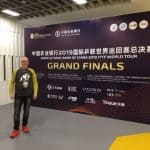 "Darek Mikita – Table Tennis – Sport Manitoba's Winner of ""Official of the Year"""