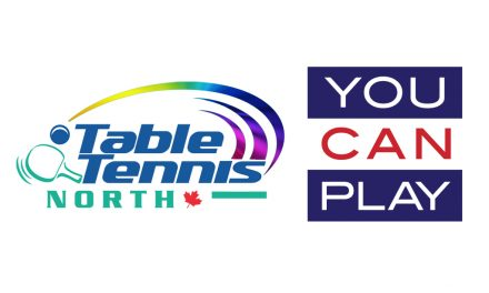 Table Tennis North et You Can Play