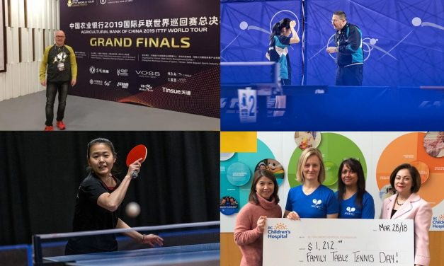 Don't forget to send in your nominations for the 2021 Table Tennis Canada Awards