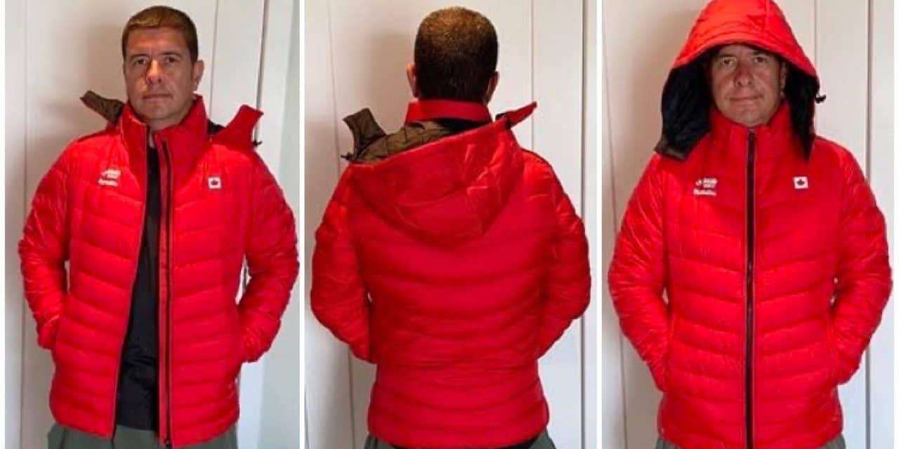 Li Ning Fall/Winter Down Jackets for sale