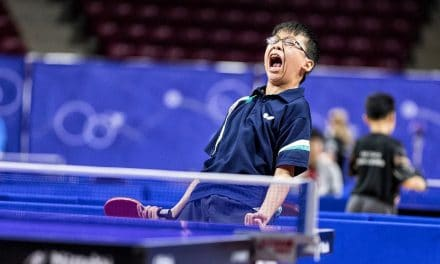 TABLE TENNIS CANADA DEVELOPS MEANINGFUL COMPETITION