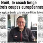 Paul Noël, the Belgian coach
