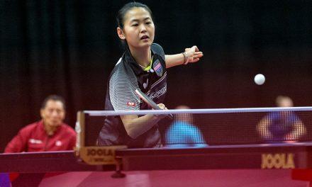 Septième participation à la Coupe du monde, Zhang Mo est prête pour #RESTART!