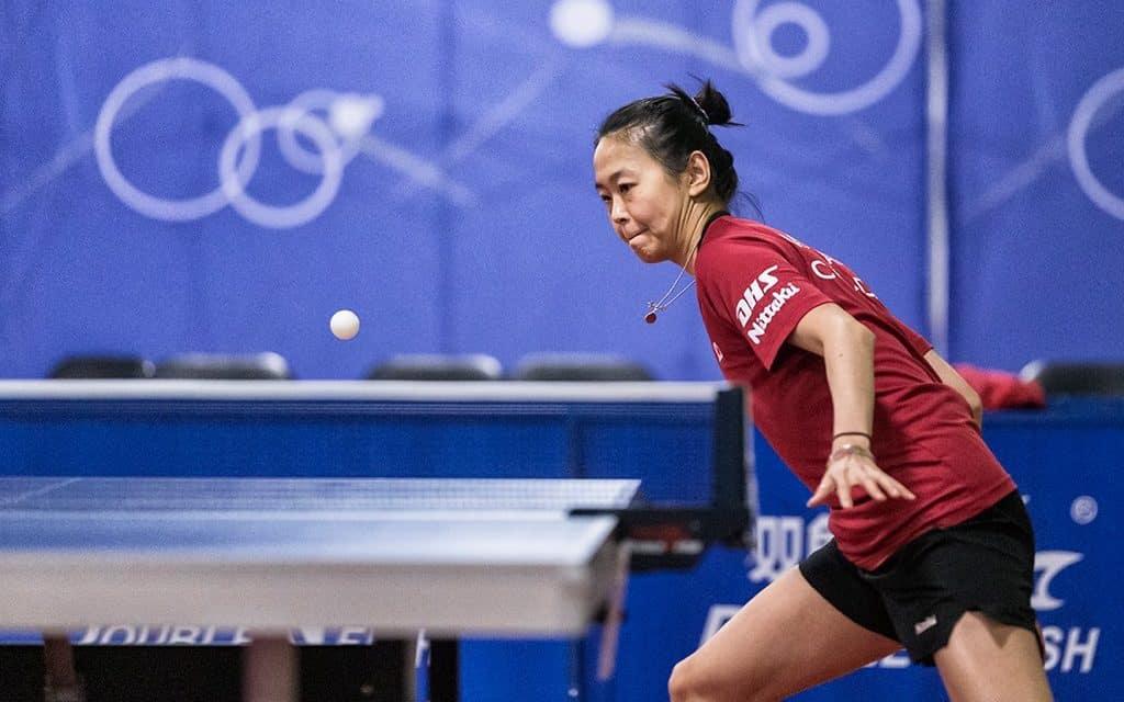 Mo Zhang – AT TOKYO OLYMPIC GAMES