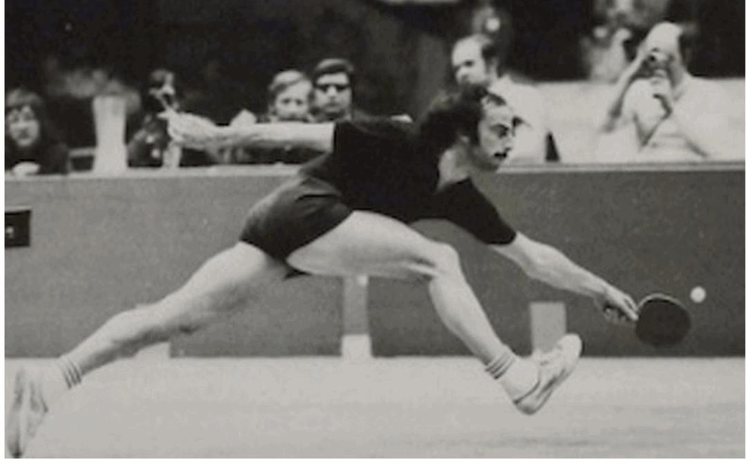 Jacques Secretin – Une légende du tennis de table décède