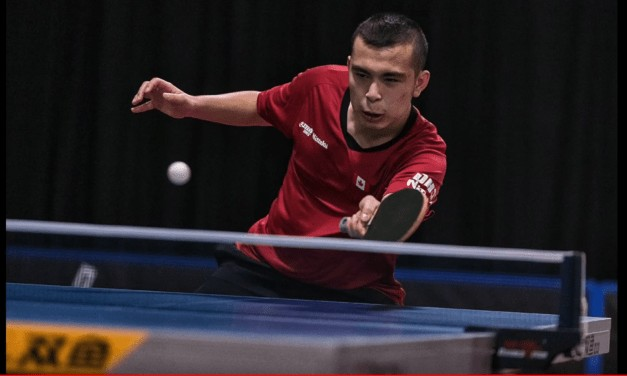 Rising Richmond Hill table tennis star puts it all on the table for Tokyo Olympics