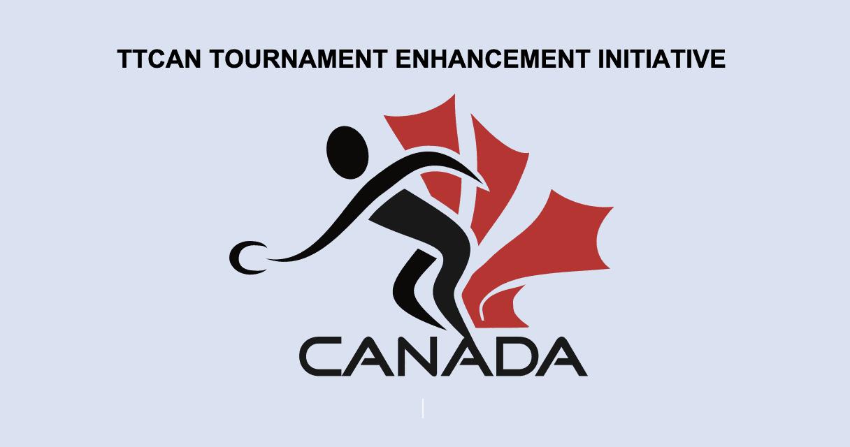 EQUIPMENT ENHANCEMENT FOR TOURNAMENTS