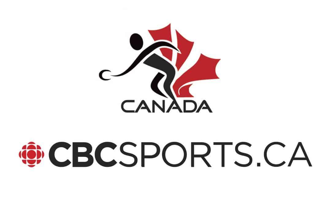 CBC Sport diffuse en direct World Table Tennis